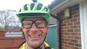That's muddy