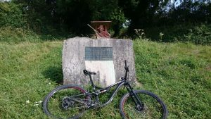 Cheriton war memorial