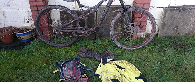 Keep it Clean: the joys of winter riding